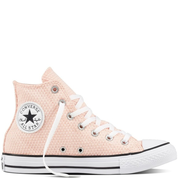 60e005c9888e NWT CONVERSE CHUCK TAYLOR ALL STAR WOVEN HIGH TOPS